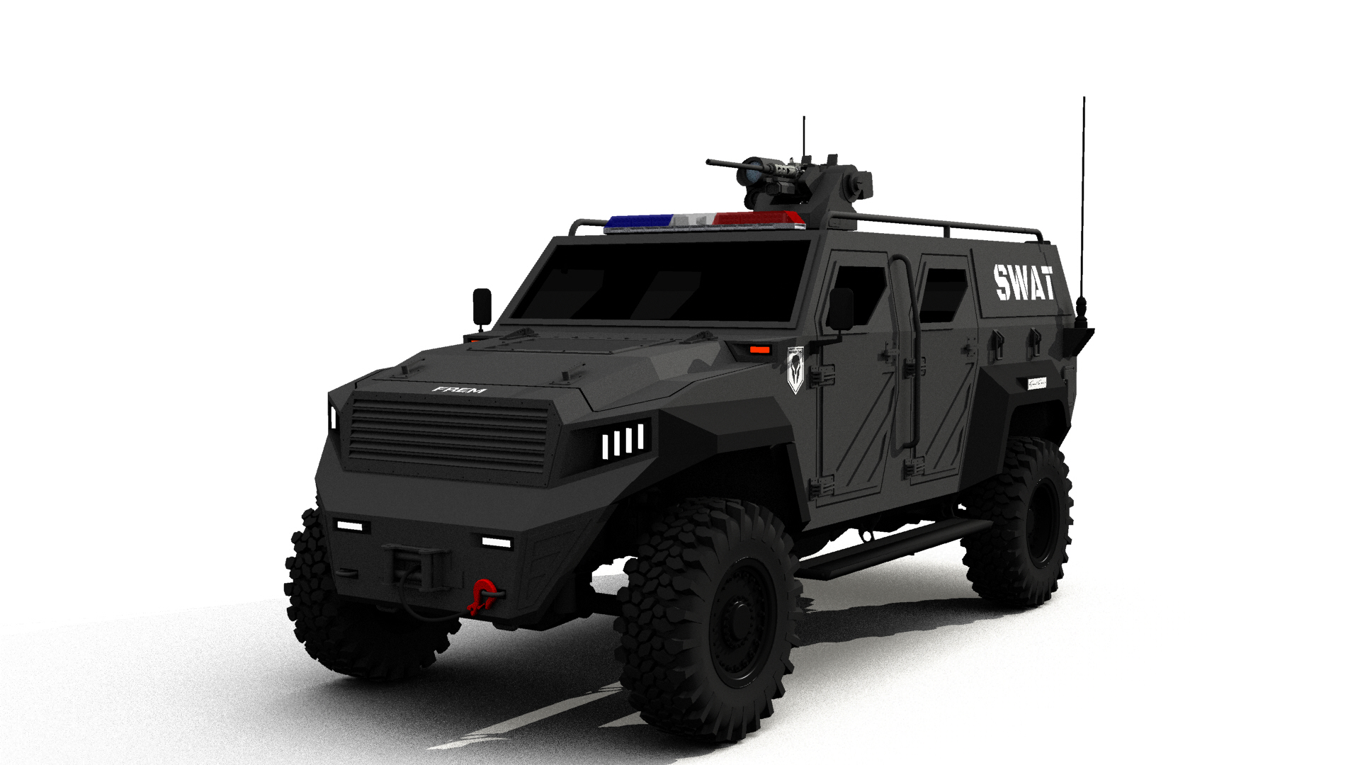 FREM Immortal SWAT Tactical